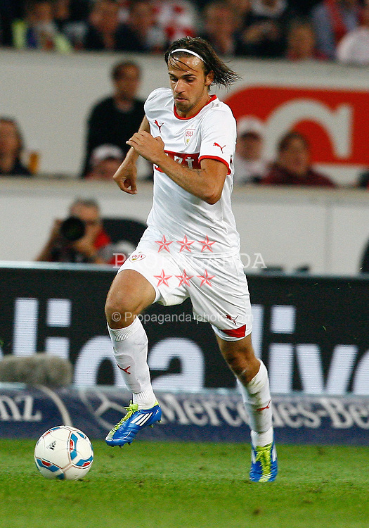 23.09.2011, Mercedes-Benz Arena, Stuttgart, GER, 1.FBL, VfB Stuttgart vs Hamburger SV, Martin HARNIK, VfB Stuttgart am Ball, Aktion..// during the match from GER, 1.FBL, VfB Stuttgart vs Hamburger SV on 2011/09/23, Mercedes-Benz Arena, Stuttgart  Germany..EXPA Pictures © 2011, PhotoCredit: EXPA/ nph/  A.Huber       ****** out of GER / CRO  / BEL ******