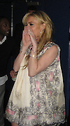 "**EXCLUSIVE**.Lindsay Lohan dancing.""Georgia Rule"" Premiere Post Party.China Club.New York, NY, USA .Tuesday, May, 08, 2007.Photo By Celebrityvibe.To license this image call (212) 410 5354 or;.Email: celebrityvibe@gmail.com; ."