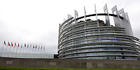 STRAATSBURG - Sightseeing-, European Parliament