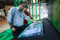Cadastro Ambiental Rural na 38ª Expointer, que ocorrerá entre 29 de agosto e 06 de setembro de 2015 no Parque de Exposições Assis Brasil, em Esteio. FOTO: André Feltes/ Agência Preview