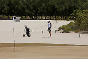 Abu Dhabi, United Arab Emirates (UAE). March 20th 2009.<br /> Al Ghazal Golf Club.<br /> 36th Abu Dhabi Men's Open Championship.<br /> Andrew Marshall