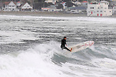 100729 Surfer Lyall Bay
