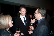 SIR NICHOLAS SEROTA, Gabriel Orozco reception, Tate Modern, London. 18 January 2010. .-DO NOT ARCHIVE-© Copyright Photograph by Dafydd Jones. 248 Clapham Rd. London SW9 0PZ. Tel 0207 820 0771. www.dafjones.com.