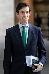 © Licensed to London News Pictures. 19/05/2019. London, UK. Secretary of State for International Development Rory Stewart arrives at Broadcasting House to appear in The Andrew Marr Show. Photo credit: Rob Pinney/LNP