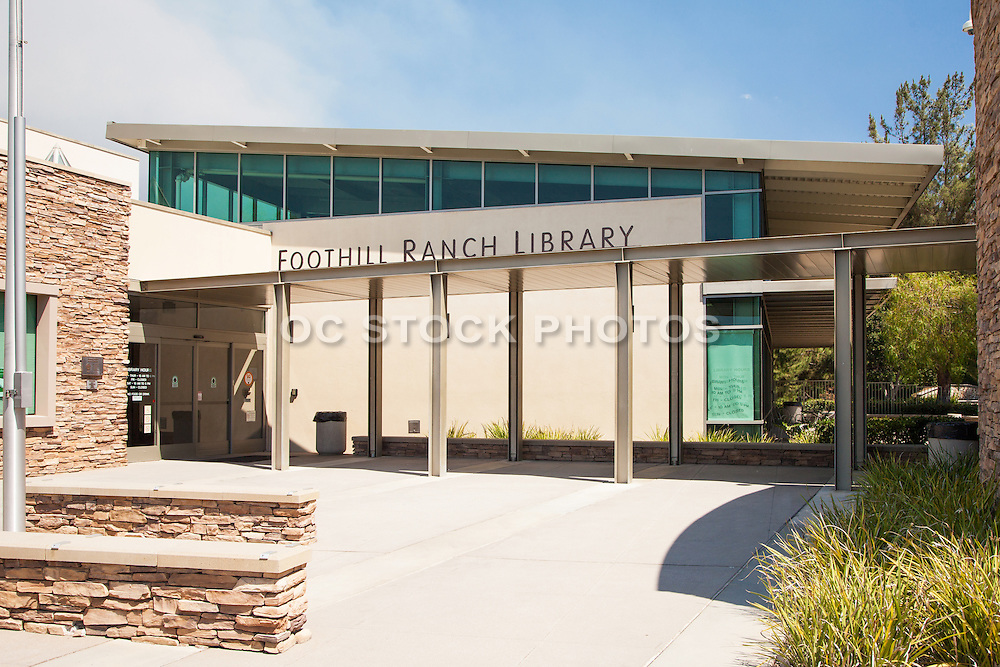 Foothill Ranch Library