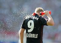 FUSSBALL   1. BUNDESLIGA  SAISON 2011/2012   3. Spieltag     20.08.2011 VfB Stuttgart - Bayer Leverkusen        Andre Schuerrle (Bayer 04 Leverkusen)