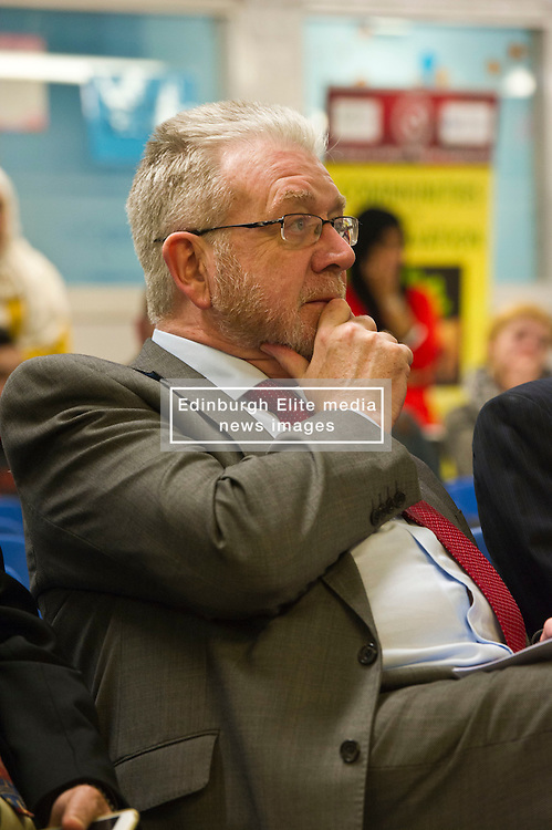 Pictured: Mike Russell<br /> <br /> SNP Brexit minister Mike Russell spoke at an Edinburgh and Lothians Regional Equality Council event which aimed to facilitate discussion between service providers in the public and third sectors, and asylum seekers and refugees in order to hear about the circumstances and needs.<br /> <br /> Ger Harley | EEm 6 December 2016