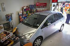 Tauranga-Car drives into superette, Papamoa