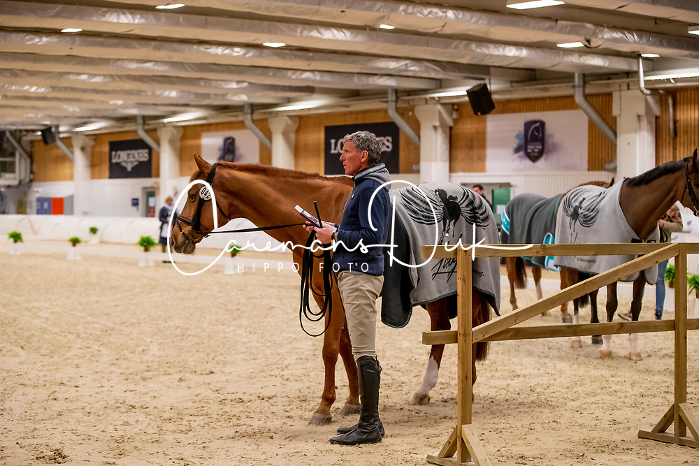 Beerbaum Ludger, GER, Casello<br /> LONGINES FEI World Cup™ Finals Gothenburg 2019<br /> © Dirk Caremans<br /> 02/04/2019