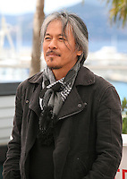 Director Lav Diaz.at the Norte, Hangganan Ng Kasaysayan Film Photocall Cannes Film Festival On Friday 24th May May 2013