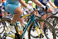 Astana Women's Team in the bunch - Tour of Chongming Island 2016 - Stage 1. A 139.8km road race on Chongming Island, China on May 6th 2016.