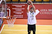 Alessandro Gentile  <br /> Grissin Bon Pallacanestro Reggio Emilia - Dolomiti Energia Trentino<br /> Lega Basket Serie A 2019/2020<br /> Reggio Emilia, 28/09/2019<br /> Foto A.Giberti / Ciamillo - Castoria