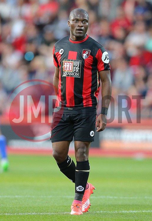 Tokelo Rantie of Bournemouth - Mandatory by-line: Paul Terry/JMP - 07966386802 - 31/07/2015 - SPORT - FOOTBALL - Bournemouth,England - Dean Court - AFC Bournemouth v Cardiff City - Pre-Season Friendly