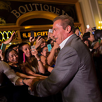 Expendables 3 cast members pose at red carpet during The Venetian 7th Anniversary Event at the Venetian Macao on 22 August 2014 in Macau, China. Photo by Jerome Favre / studioEAST