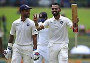 Sri Lanka v India - 3rd Test - Day 1 - 12 Aug 2017