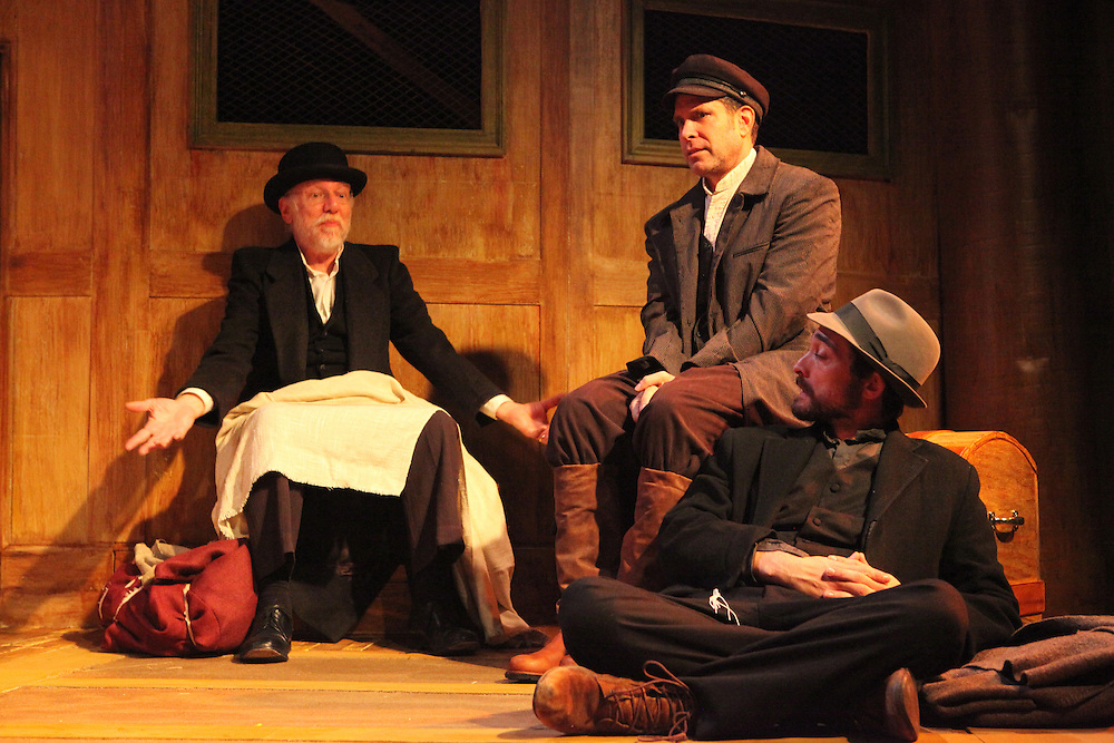 The Learning Play of Rabbi Levi-Yitzhok. Produced by the Castillo Theater. 2011. New York, NY