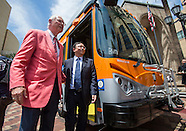 BYD delivers 5 all electric buses to Metro