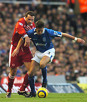 Matthew Upson (Birmingham) Mark Viduka (Middlesbrough) Birmingham City v Middlesbrough, FA Premiership, 26/12/2004. Credit: Back Page Images / Matthew Impey