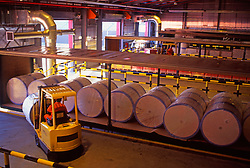 Paper Rolls Shipping Forklift, Paper Mill