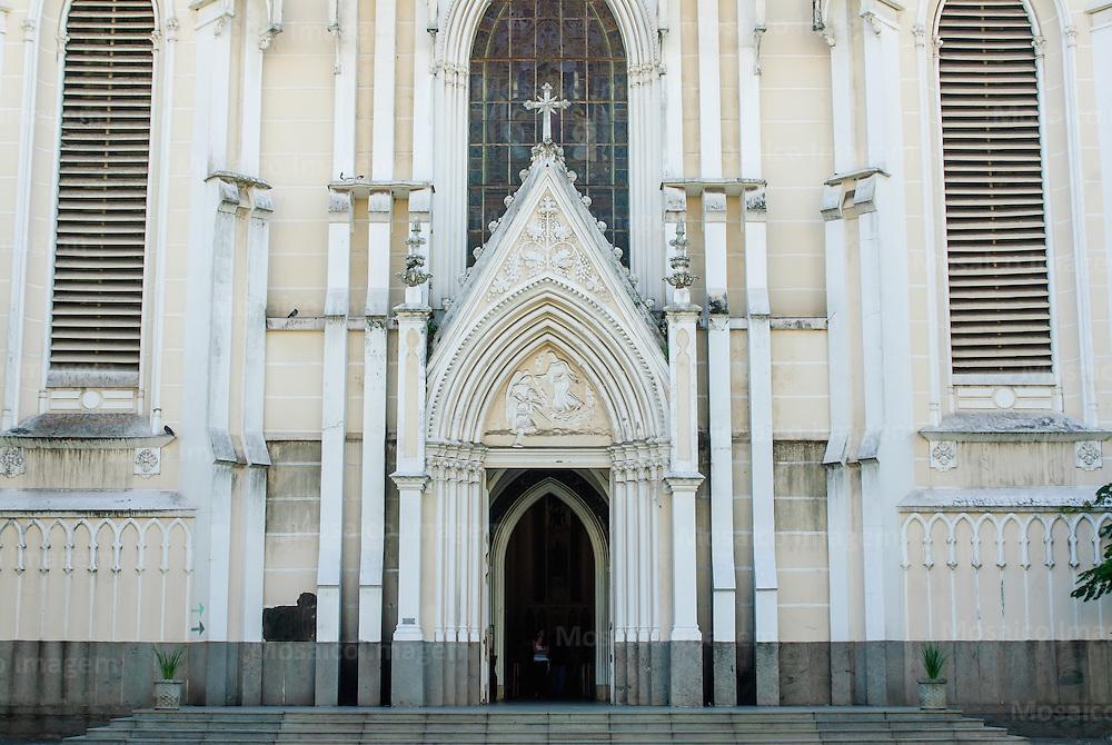 Brasil - Espirito Santo - Vitoria - Catedral Metropolitana de Vitoria - Foto: Tadeu Bianconi/ Mosaico Imagem