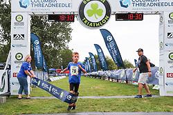 2017 Boston Triathlon Kids Splash and Dash races