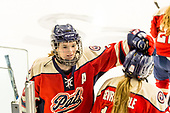 Hockey Feminin Pats contre Rimouski