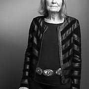 Gloria Steinem, Photographed after the 2016 Liz Carpenter lecture at the LBJ Presidential Library at the University of Texas at Austin.