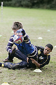 Wasps CoachClass at Amersham and Chiltern RFC. 20-8-08. Under 12s and 13s