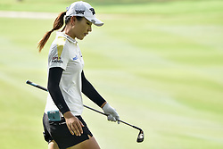 October 27, 2017 - Kuala Lumpur, Malaysia - Lydia Ko of New Zealand during day two of the Sime Darby LPGA Malaysia at TPC Kuala Lumpur on October 27, 2017 in Kuala Lumpur, Malaysia  (Credit Image: © Chris Jung/NurPhoto via ZUMA Press)