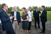 LUKE JOHNSON; LISA JOHNSON;JACKIE CARING; RICHARD CARING; GEORDIE GREIG, Reception to launch American Ballet TheatreÕs  International Council in support of cross-cultural educational exchange and international touring.<br /> An educational exchange program between<br /> American Ballet Theatre and The Royal Ballet. Hosted by AMBASSADOR LOUIS B. SUSMAN, MRS. MARJORIE SUSMAN. Winfield House. Regents Park. London. 27 April 2010 *** Local Caption *** -DO NOT ARCHIVE-© Copyright Photograph by Dafydd Jones. 248 Clapham Rd. London SW9 0PZ. Tel 0207 820 0771. www.dafjones.com.<br /> LUKE JOHNSON; LISA JOHNSON;JACKIE CARING; RICHARD CARING; GEORDIE GREIG, Reception to launch American Ballet Theatre's  International Council in support of cross-cultural educational exchange and international touring.<br /> An educational exchange program between<br /> American Ballet Theatre and The Royal Ballet. Hosted by AMBASSADOR LOUIS B. SUSMAN, MRS. MARJORIE SUSMAN. Winfield House. Regents Park. London. 27 April 2010