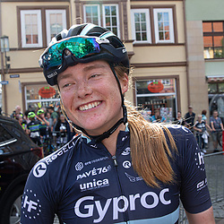 31-05-2019: Wielrennen: Thueringen Rundfahrt vrouwen: Gotha<br />Rozemarijn Ammerlaan