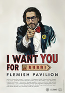 graphics - flemish pavilion
