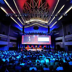 Session III - 28 October 2013<br /> <br /> Mikko Hypponen , Cyber Criminality Expert<br /> <br /> TEDX BRUSSELS 2013 - Belgium - Brussels - October 2013 &copy; TEDx Brussels/Scorpix