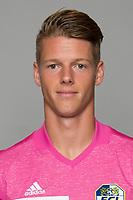 10.07.2017; Luzern; FUSSBALL SUPER LEAGUE - FC Luzern;<br /> Torhueter Jonas Omlin (Luzern) <br /> (Martin Meienberger/freshfocus)
