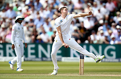 Morne Morkel of South Africa bowls - Mandatory by-line: Robbie Stephenson/JMP - 08/07/2017 - CRICKET - Lords - London, United Kingdom - England v South Africa - Investec Test Series