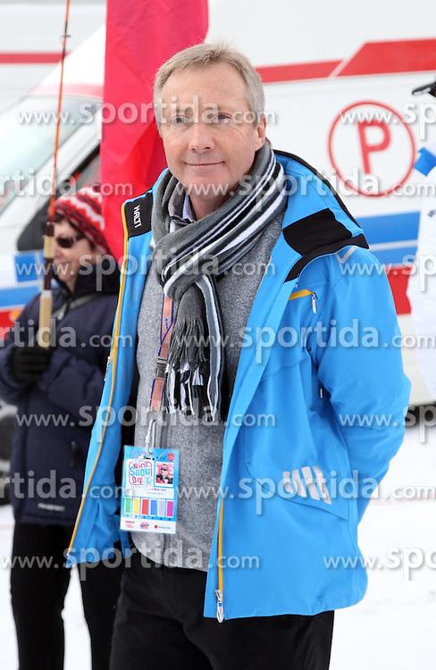 20.01.2012, Normalschanze, Zakopane, POL, FIS Continental Cup Ski Sprung, Damen, im Bild WALTER HOFER DYREKTOR FIS SKOKOW // during Normal Hill Individual of 5th Continental Cup Competition FIS Continental Cup Ski Jumping Ladies at Zakopane, Poland on 2011/01/20. EXPA Pictures © 2012, PhotoCredit: EXPA/ Newspix/ Tomasz Jagodzinski..***** ATTENTION - for AUT, SLO, CRO, SRB, SUI and SWE only *****