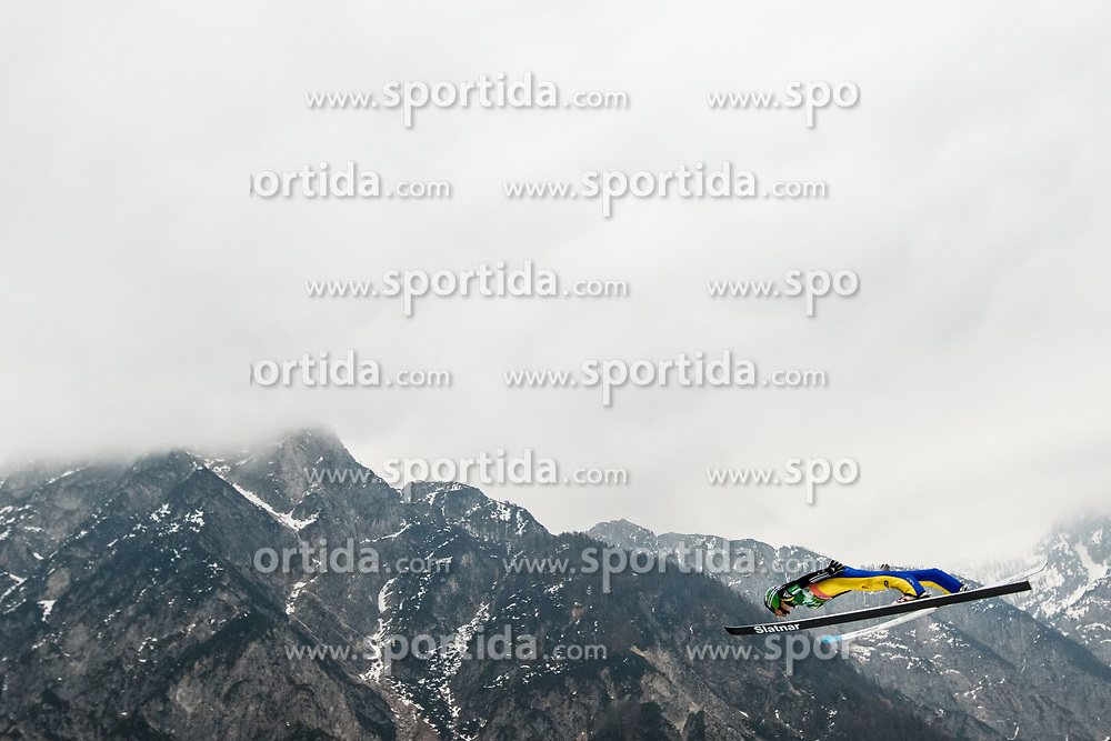 during Ski Flying Hill Men's Individual Competition at Day 4 of FIS Ski Jumping World Cup Final 2017, on March 26, 2017 in Planica, Slovenia. Photo by Grega Valancic / Sportida