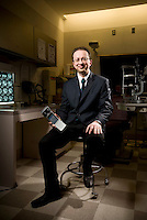 Baruch Ben Dor is the President and CEO of Infrascan, Inc., and one of the developers of the Infrascanner, a portable device that helps medical professionals detect blood in the brain.