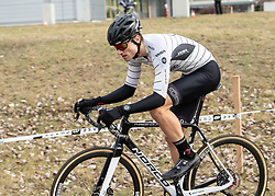 13.01.2019, Wien, AUT, ÖRV, Rad Radcross Staatsmeisterschaft, Herren Elite im Bild Felix Ritzinger (AUT, WSA-Pushbikers) // during mens elite cyclo cross championship, Vienna, Austria on 2019/01/03. EXPA Pictures © 2019, PhotoCredit: EXPA/ R. Eisenbauer