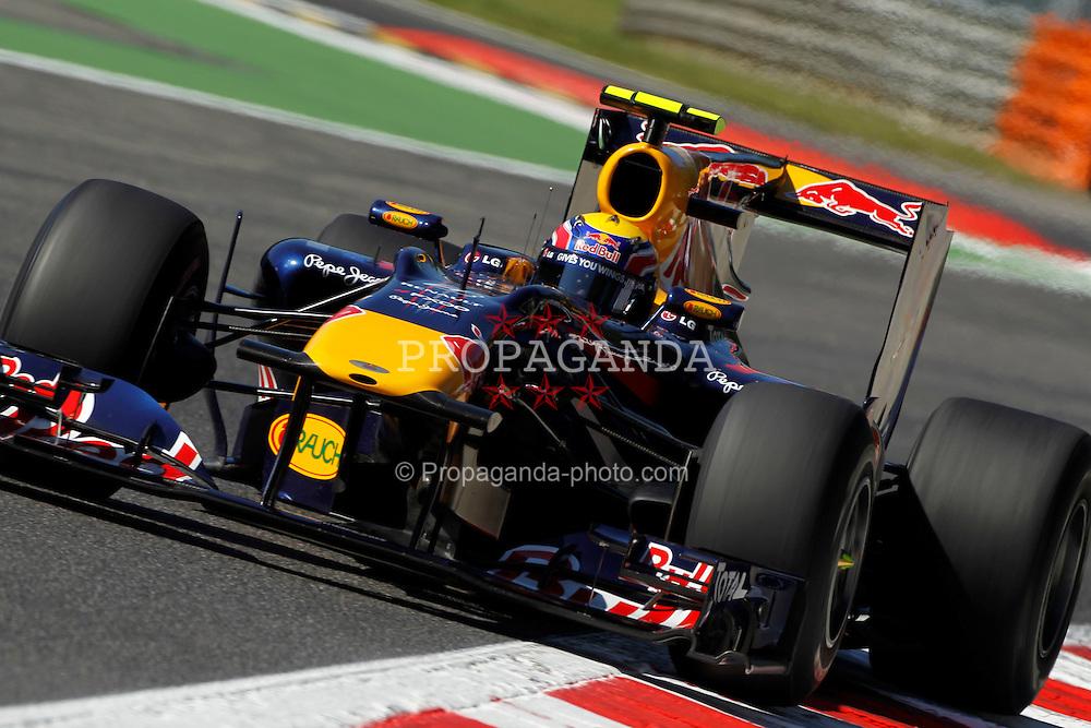 Motorsports / Formula 1: World Championship 2010, GP of Italy, 06 Mark Webber (AUS, Red Bull Racing),