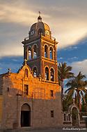 Historic Mission Loreto was founded in 1697 in Loreto Mexico