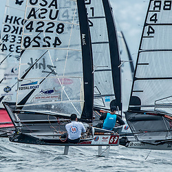Day2 YANMAR Moth World Championship