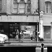 Dublin street scene.