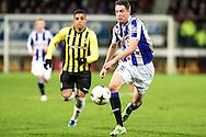 Voetbal Heerenveen Eredivisie 2014-2015 SC Heerenveen - Vitesse: Mark Uth (SC Heerenveen)