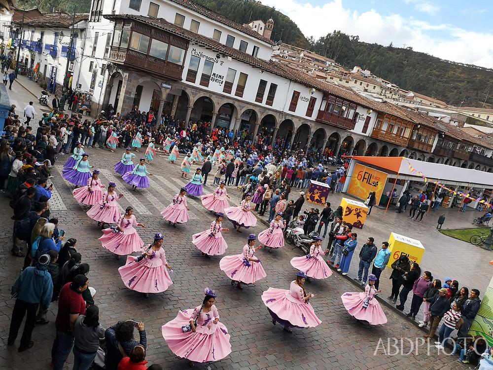 cof Cusco, Peru, South America