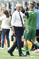 delusione Stefano Pioli dejection<br /> Milano 15-04-2017, Stadio Giuseppe Meazza, Football Calcio 2016/2017 Serie A, Inter - Milan, Foto Image Sport/Insidefoto