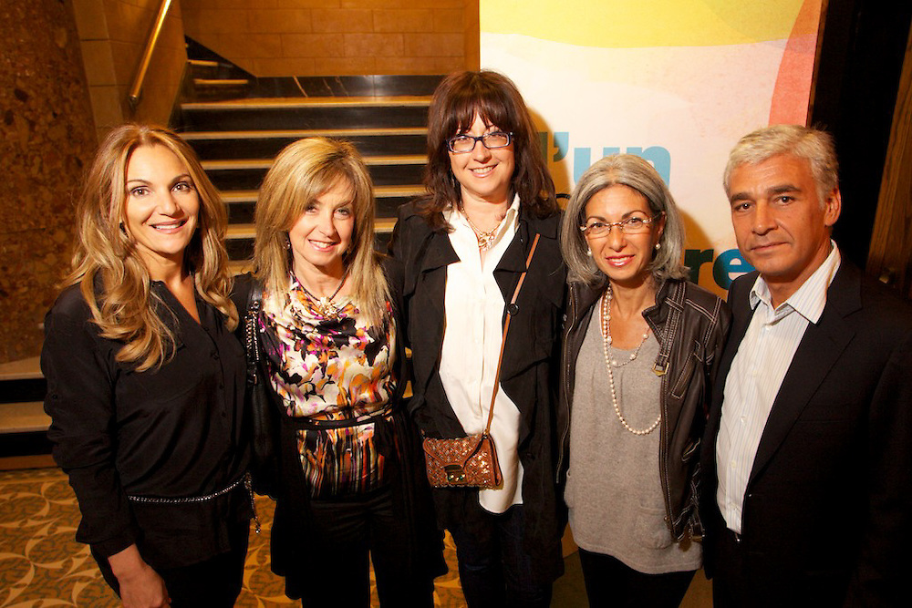 The Matchmaker is presented at Outremont Theatre in Montreal, Quebec as part of the Israel Film Festival