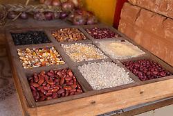 Caribbean, Cuba, Havana, beans and rice