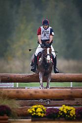 De Cleene Pieter (BEL) - Havanna van't Castaneahof<br /> FEI World Championship Young Eventing Horses <br /> Mondial du Lion - Le Lion d'Angers 2013<br /> © Dirk Caremans