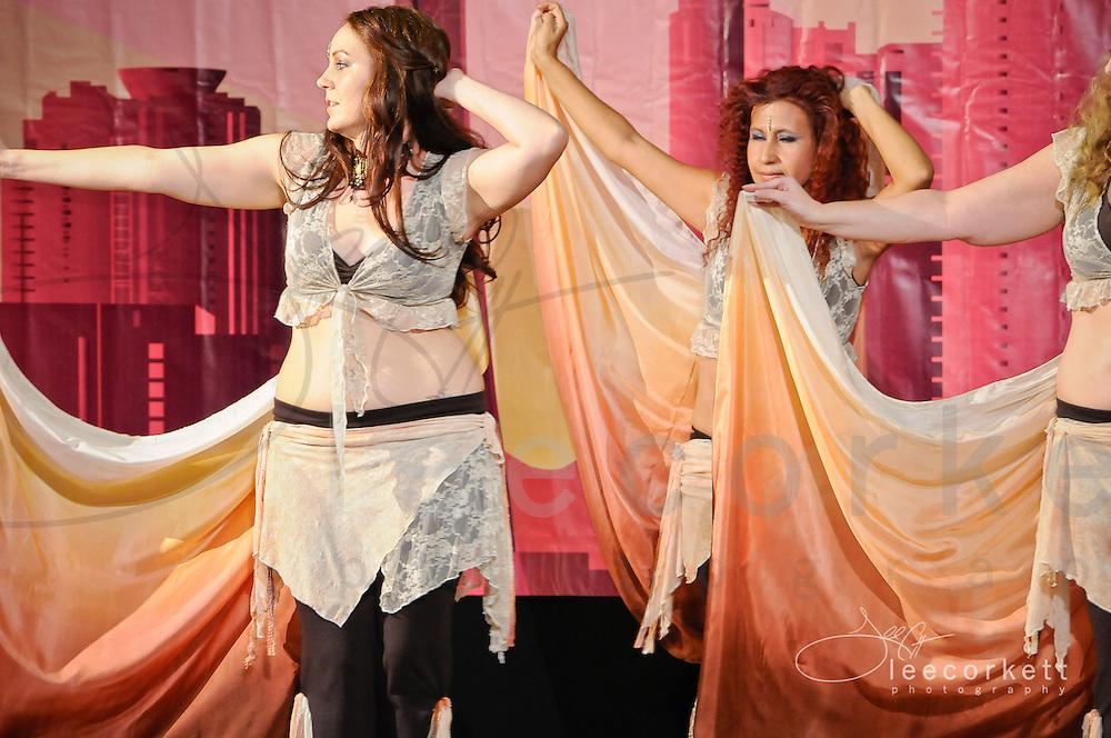 Las Vegas Bellydance Intensive 2012